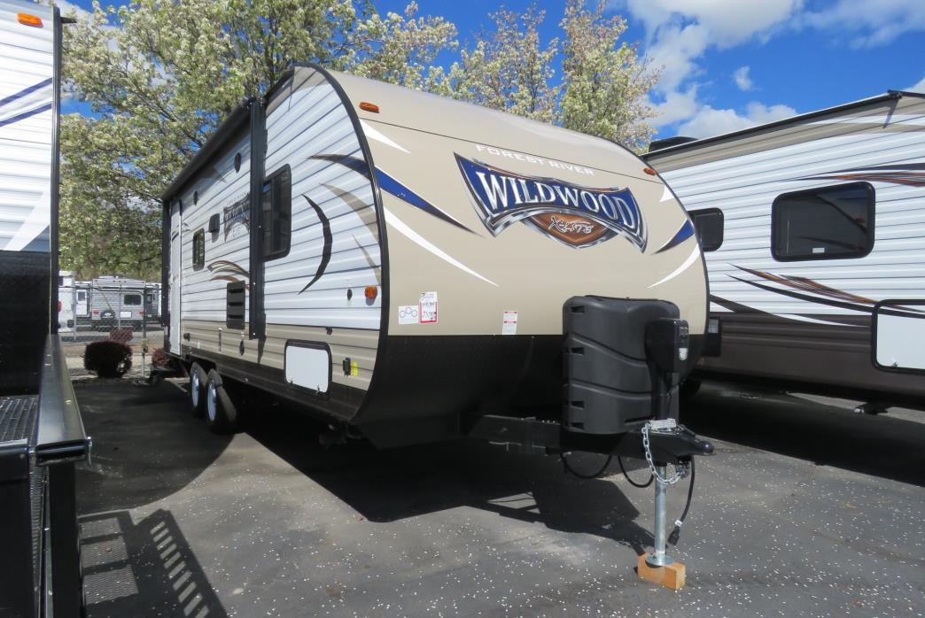 2017 Forest River WILDWOOD X-LITE 232RBXL