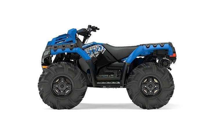 2017 Polaris SMAN850HIGHLIFTER
