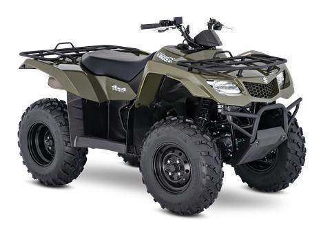 2016 Suzuki KingQuad 400ASi