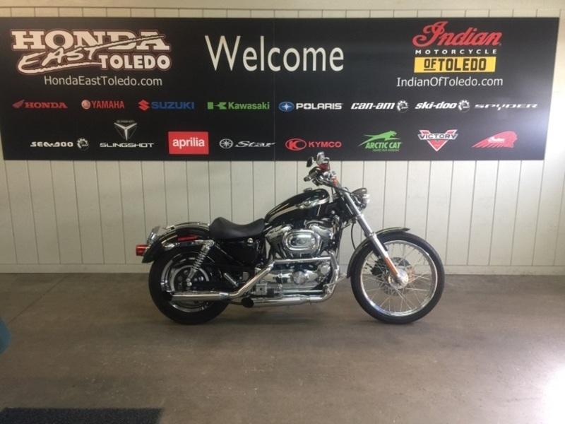 2003 Harley-Davidson Sportster 1200C 100th Anniversary Edition