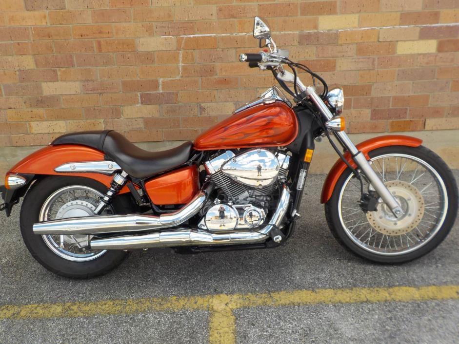 2012 honda shadow spirit 750 motorcycles for sale. Black Bedroom Furniture Sets. Home Design Ideas