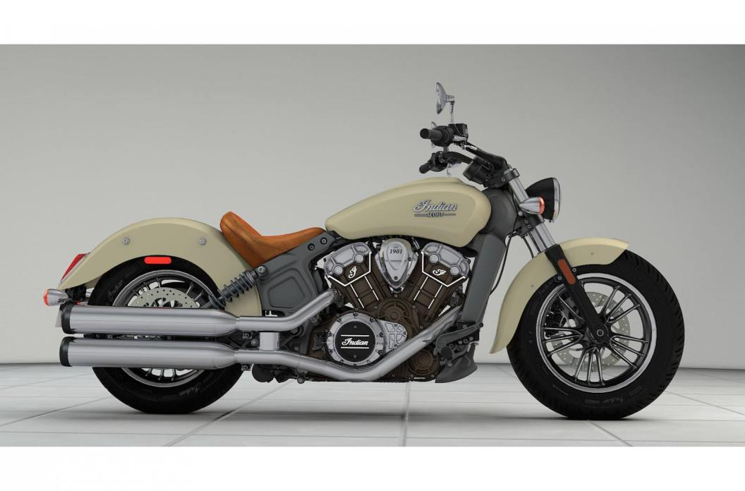 2017 Indian Scout - Color Option