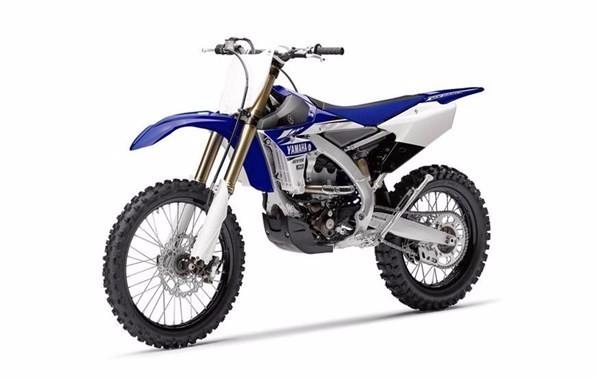 2017 Yamaha YZ250FX