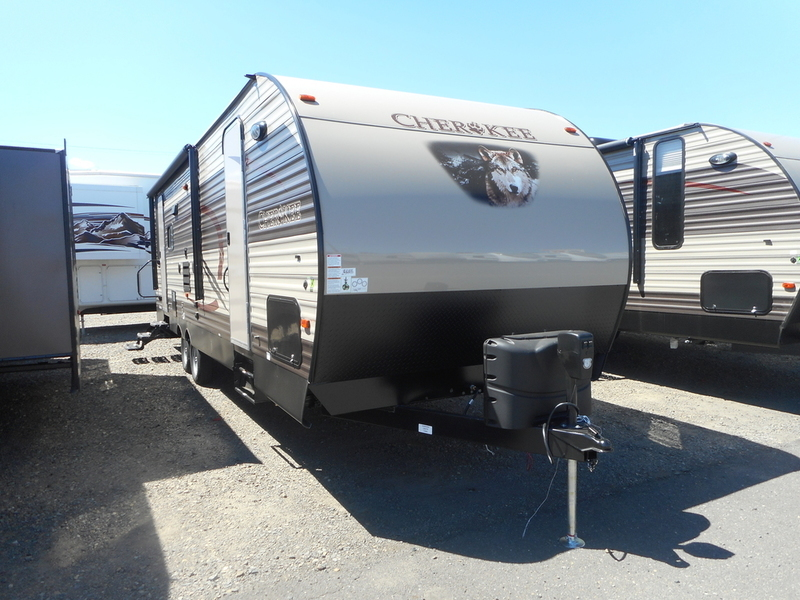 2017 Forest River Cherokee 264L
