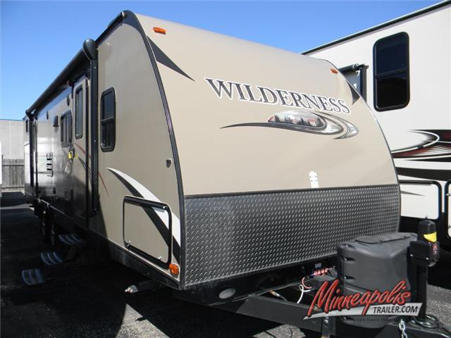 2014 Heartland Wilderness 3150DS