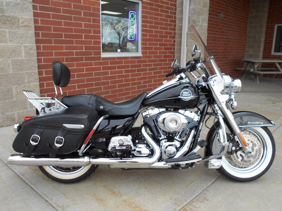 Road King For Sale >> Harley Davidson Road King Motorcycles For Sale In Wisconsin
