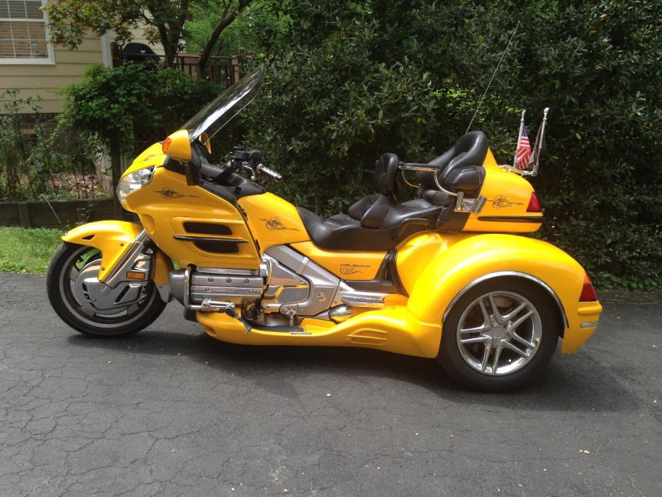 2001 Honda GOLD WING 1800