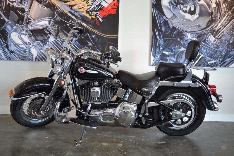 2004 Harley-Davidson FLSTCI