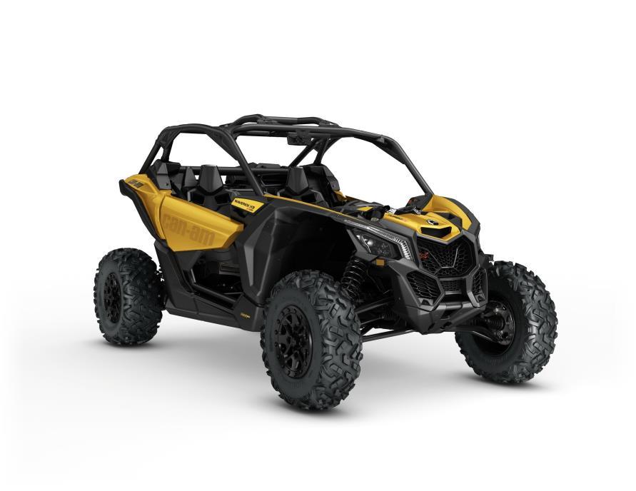 2017 Can-Am Maverick X3 X ds Turbo R