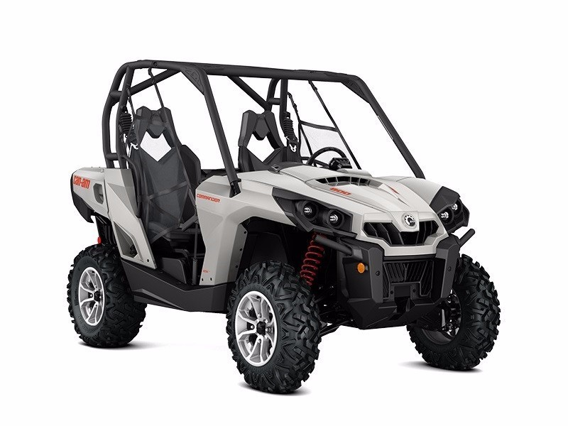 2017 Can-Am Commander DPS