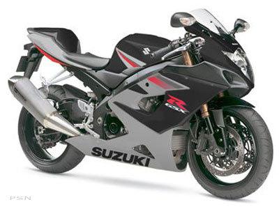 2005 Suzuki GSX-R1000