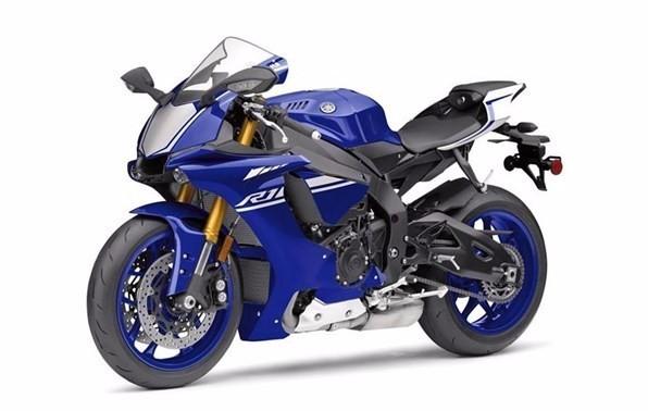 2017 Yamaha YZF-R1