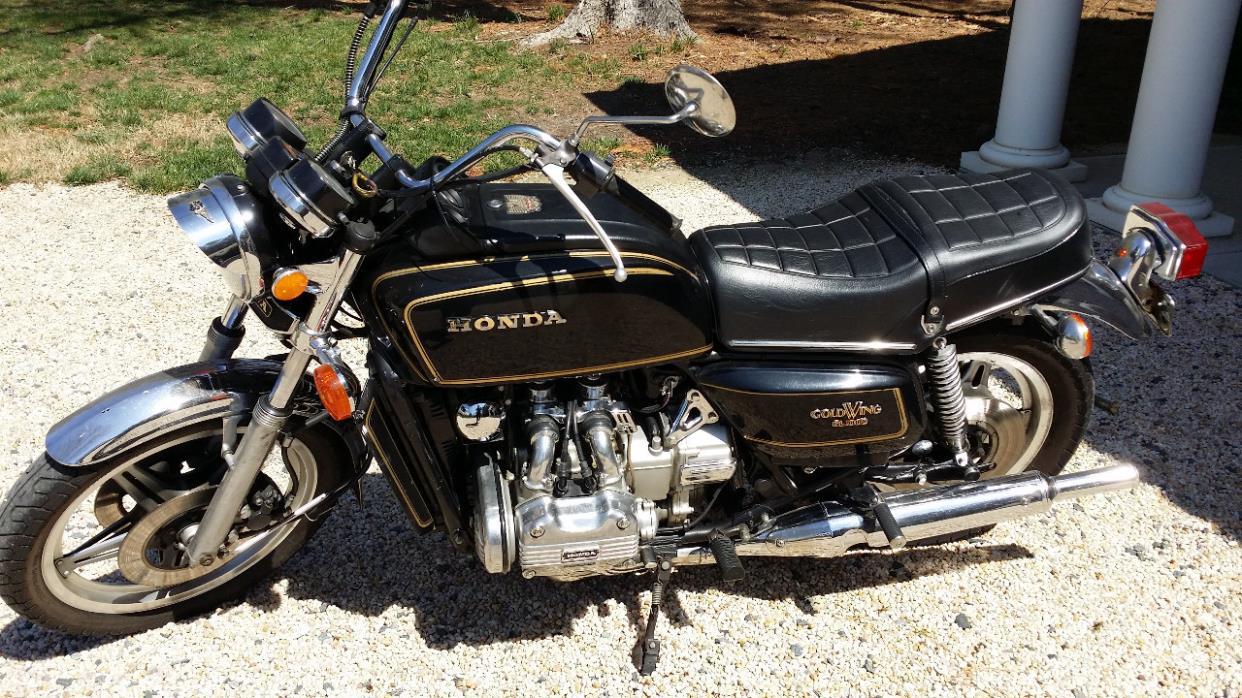 1978 Honda GOLD WING