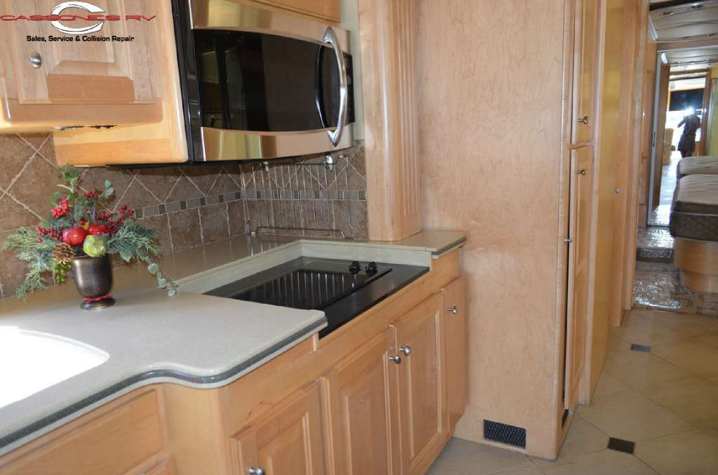 2005 Country Coach 45 Magna Rembrandt, 9