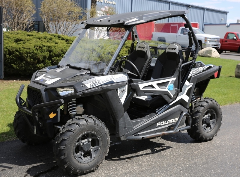 2015 Polaris RZR 900 EPS Trail Black Pearl
