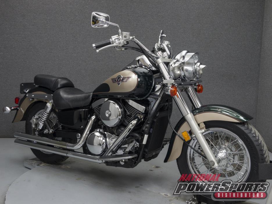 2000 Kawasaki VN1500 VULCAN 1500 CLASSIC