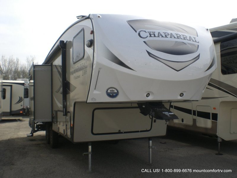 2018 Coachmen Chaparral 28RLS