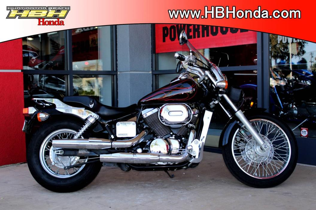 Honda Shadow Motorcycles For Sale In California
