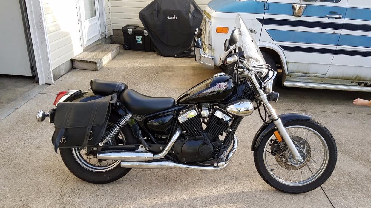 2006 Yamaha VIRAGO 250