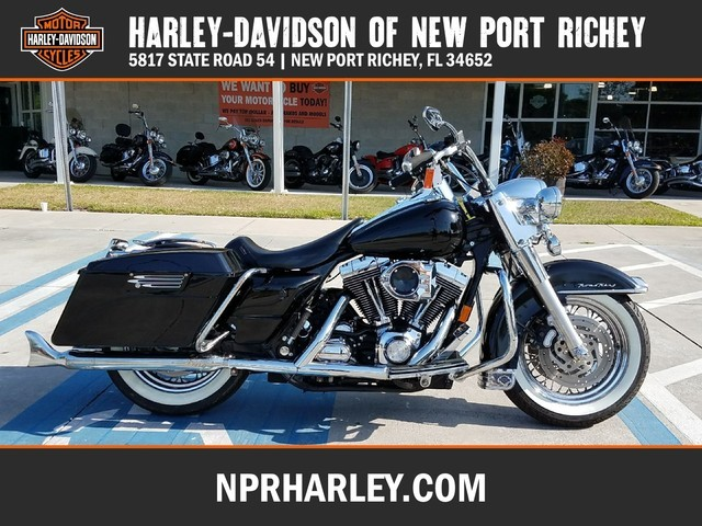 2002 Harley-Davidson FLHRC ROAD KING CLASSIC