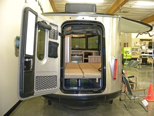2017 Airstream Basecamp Warm Stone