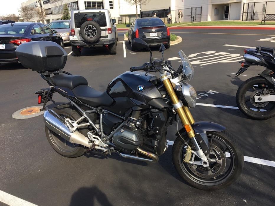 2015 BMW R 1200 R
