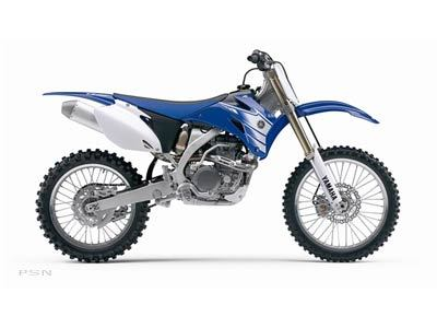 2007 Yamaha YZ450F