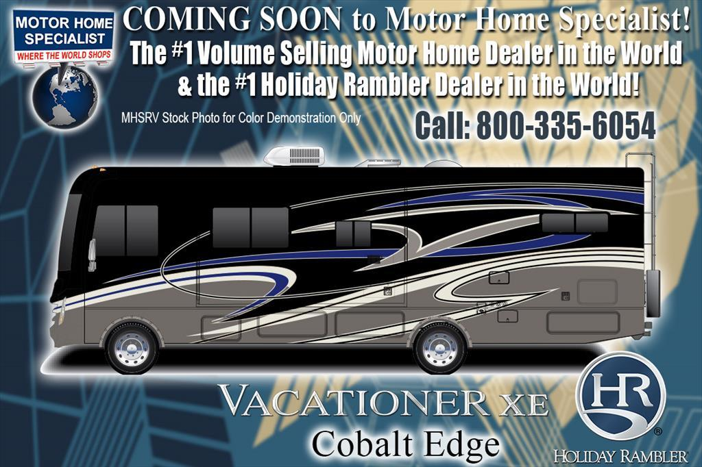 2018 Holiday Rambler Vacationer XE 36D Bunk Model RV for Sale W/ Sat, Prem R