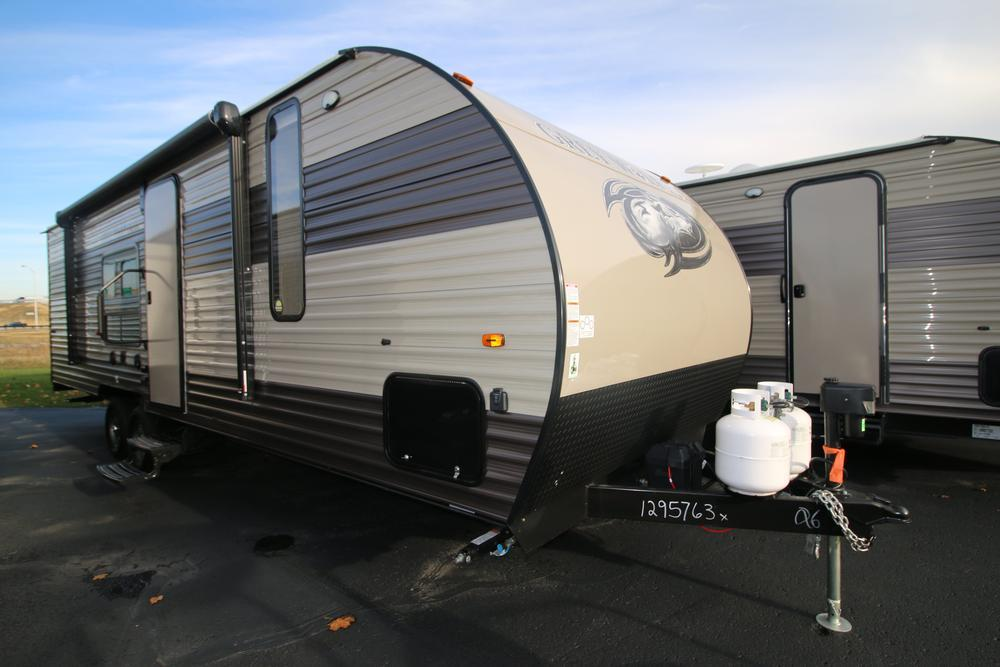 2017 Forest River CHEROKEE GREY WOLF 26RR