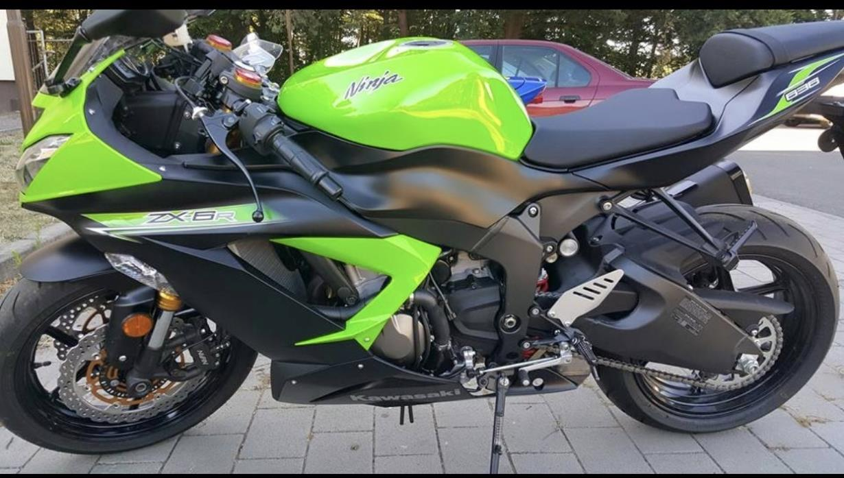 2014 Kawasaki NINJA ZX-6R ABS