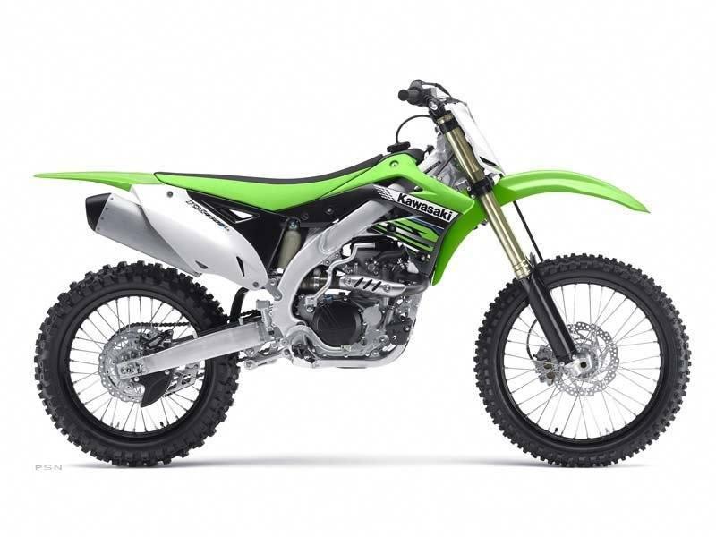 2012 Kawasaki KX™450F