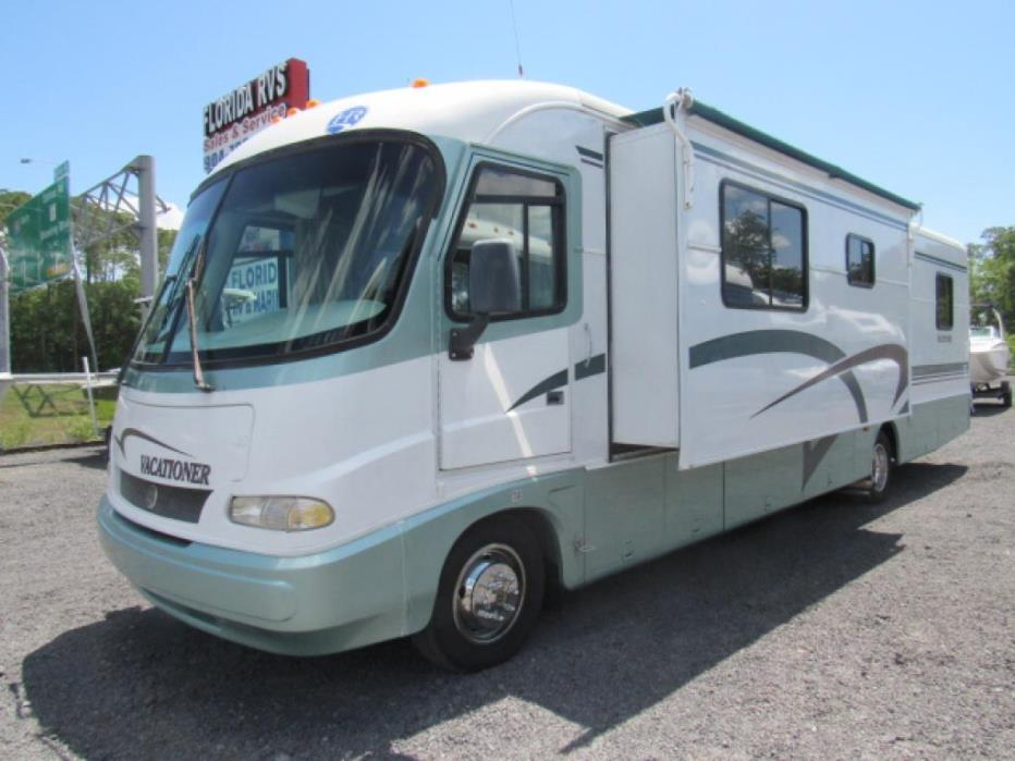 1999 Holiday Rambler Vacationer 36WGS