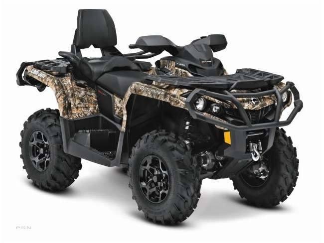 2013 Can-Am Outlander™ MAX XT™ 650