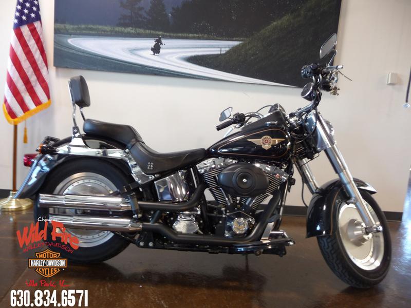 1998 Harley-Davidson FLSTF - Fat Boy