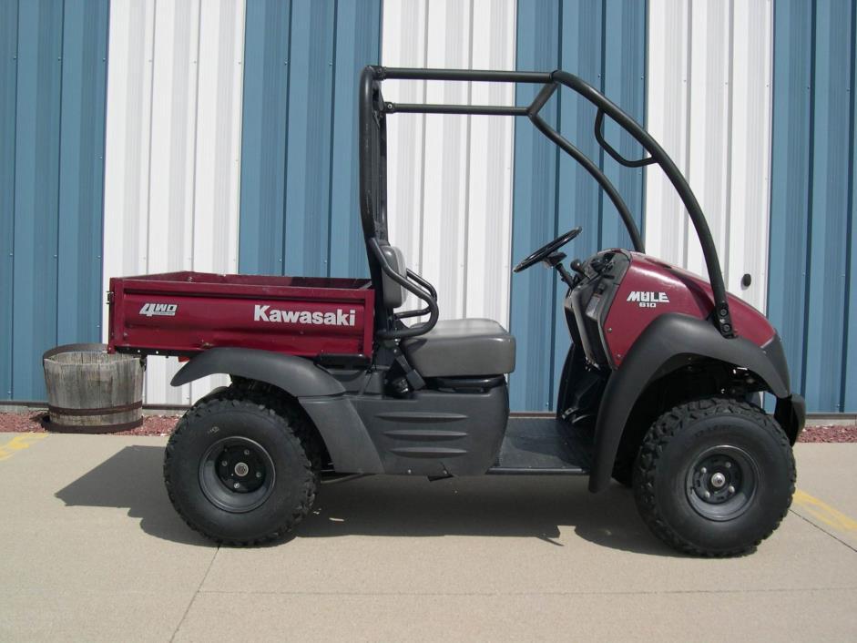 2015 Kawasaki Mule™ 610 4x4