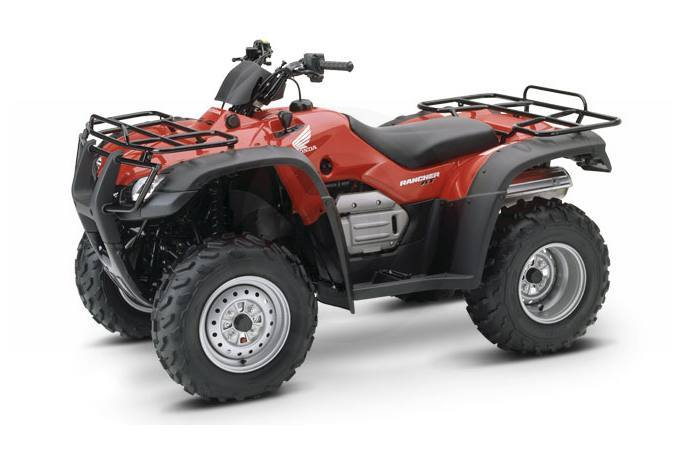 2007 Honda FourTrax Rancher AT