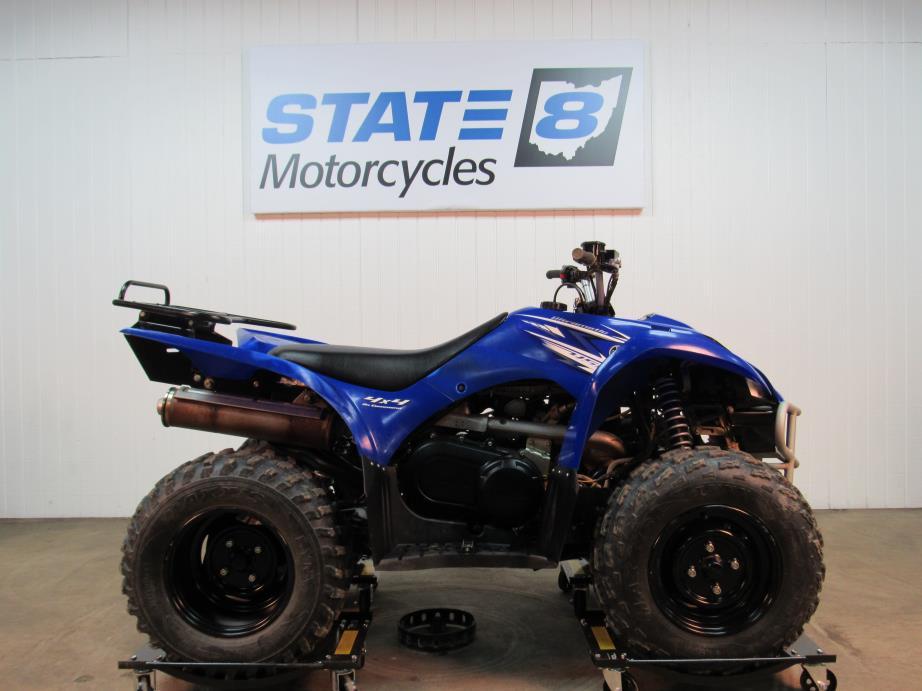 2009 Yamaha WOLVERINE 450 4X4 SP