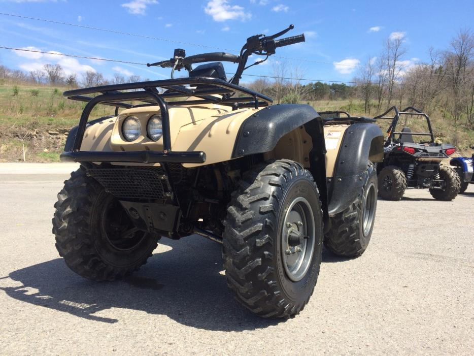 Suzuki King Quad 300 4x4 Motorcycles for sale