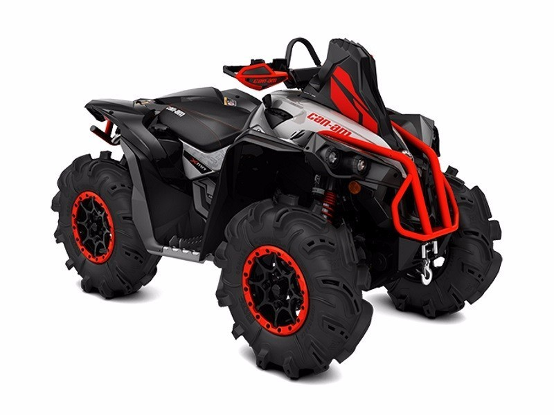 2017 Can-Am Renegade X mr