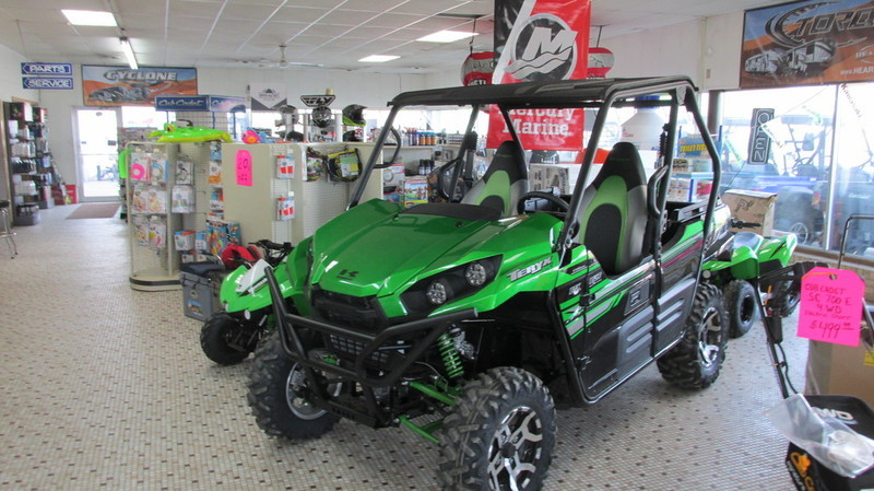 2017 Kawasaki Teryx LE