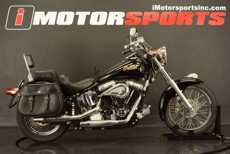 2001 Indian Motorcycle SCOUT