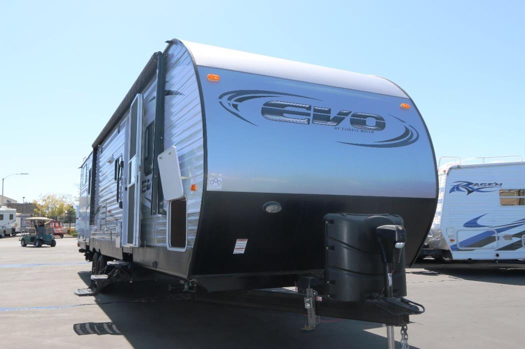 2016 Forest River EVO T3250