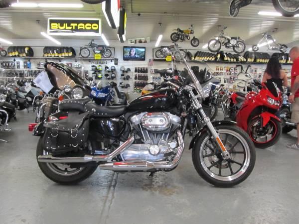 2011 Harley-Davidson XL 883 L low