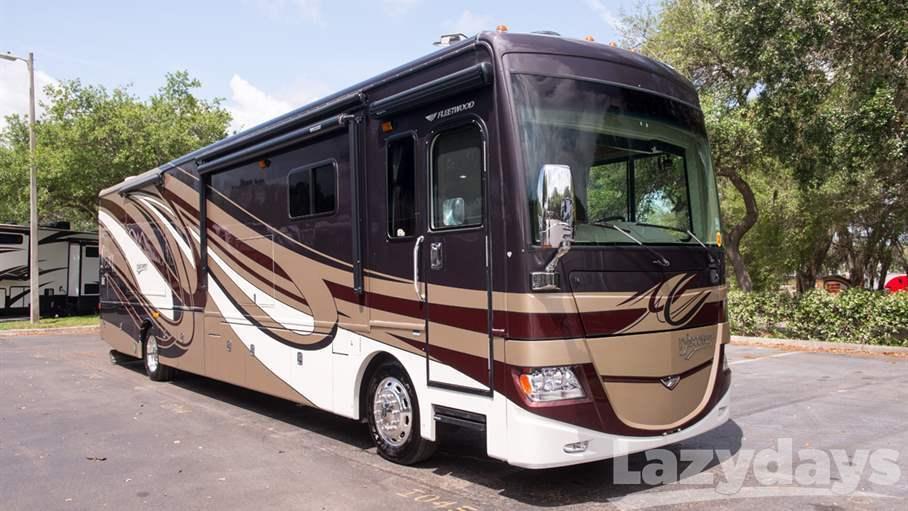 2013 Fleetwood Rv Discovery 40E