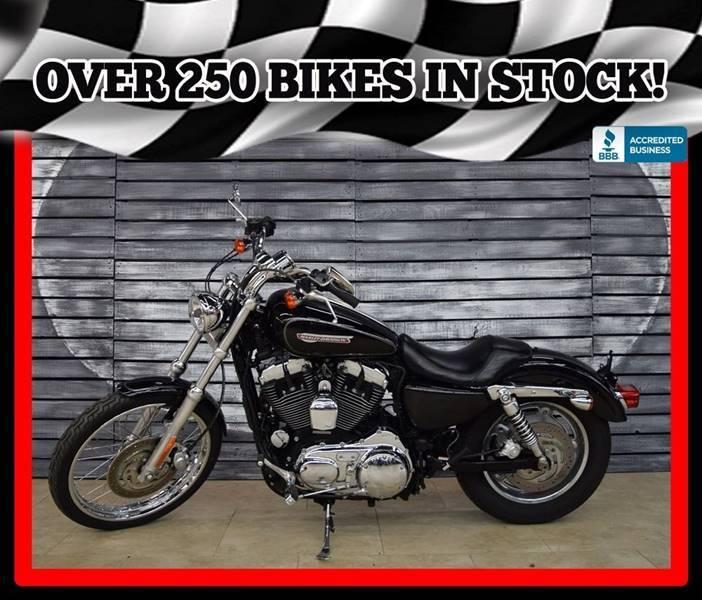 2009 Harley-Davidson XL1200