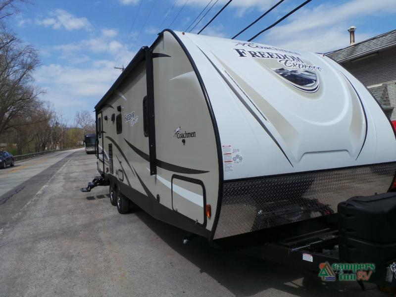 2018 Coachmen Rv Freedom Express 279RLDS