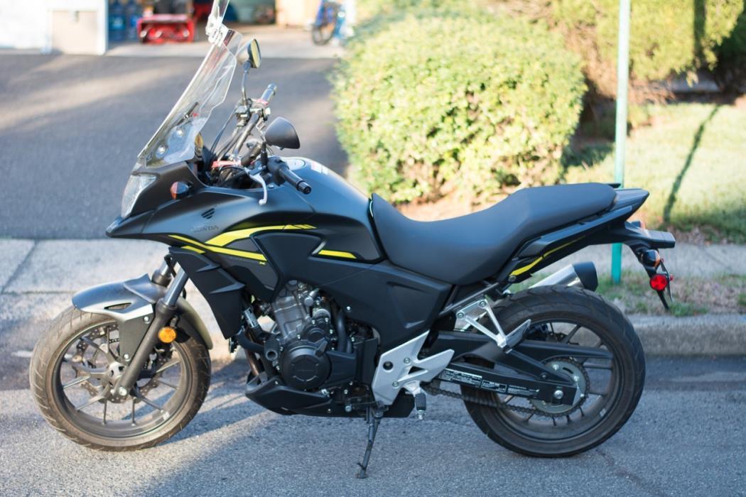 2015 Honda CB 500X ABS