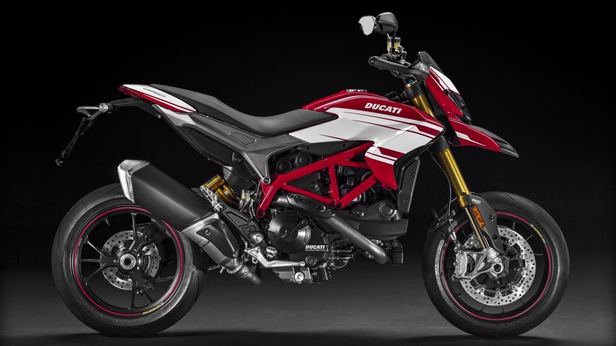 2017 Ducati Hypermotard 939 SP