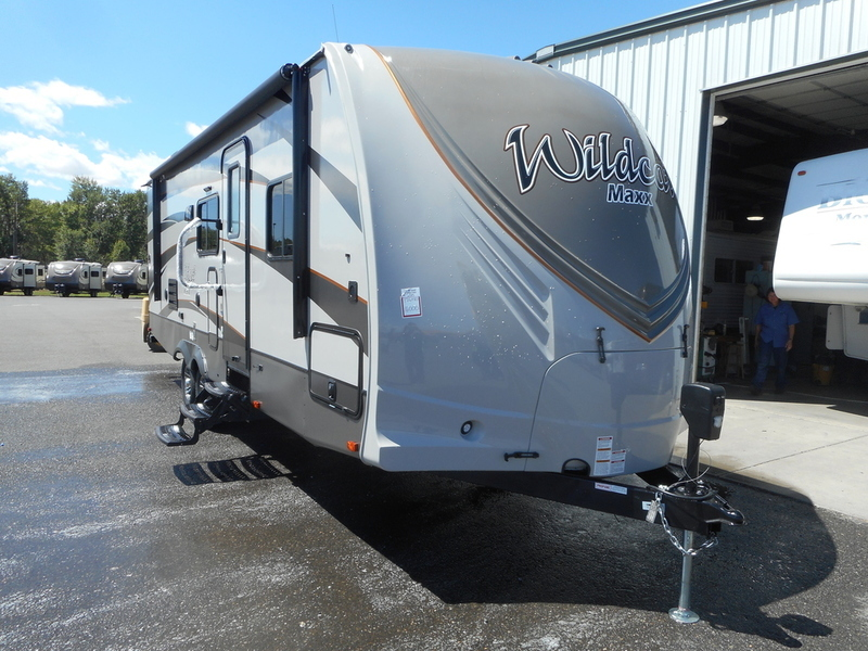 2016 Forest River Wildcat Maxx 26FBS