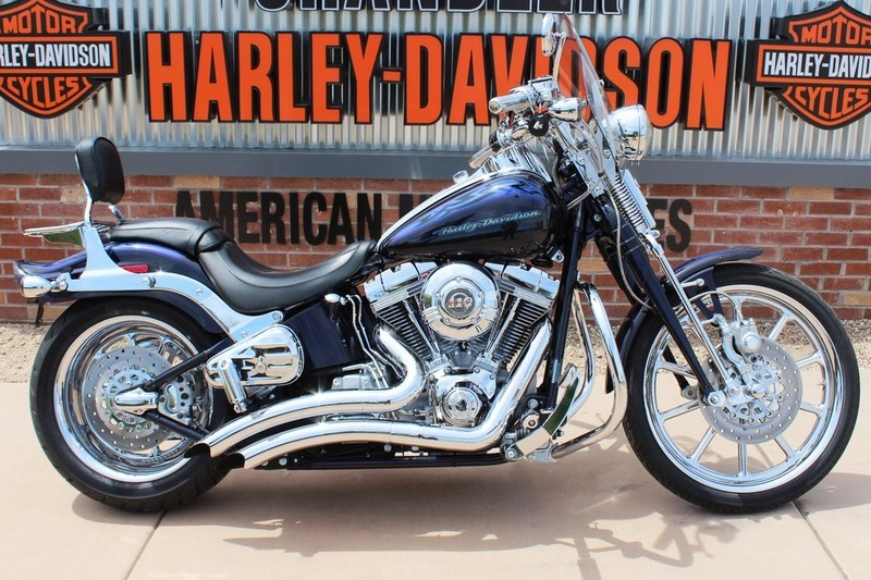 2007 Harley-Davidson FXSTSSE - Softail Screamin' Eagle Springer